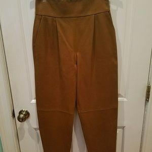 Massimo Dutti High Waisted Trouser Pant